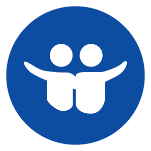Social and Community Participation Icon